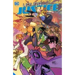 Young Justice Volume 3