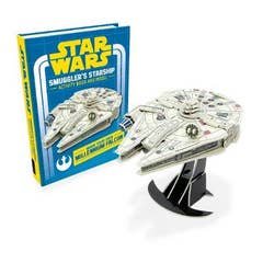 Star Wars: Smuggler's Starship: Activity Book and Model