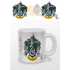 Slytherin House Crest Mug