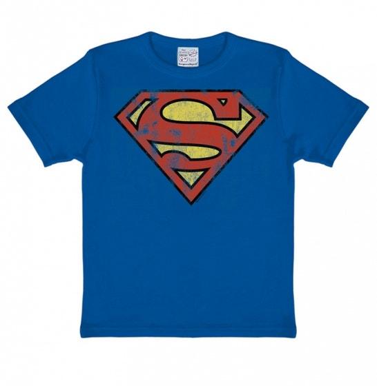 Superman Logo Children's T-Shirt (104/116)