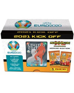 EURO 2021 Kick off Gift Box Set