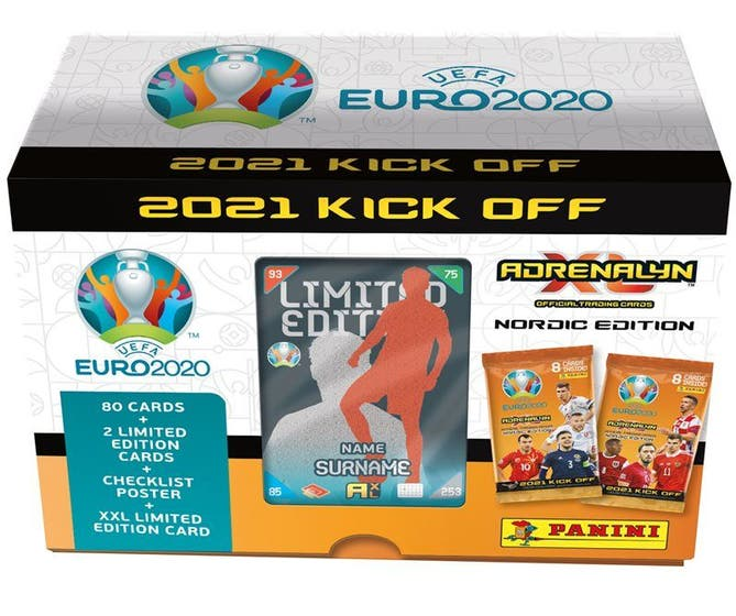 EURO 2021 Kick off Gift Box Set