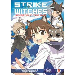 Strike Witches: Maidens in the Sky: V.2