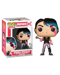 Sparkle Specialist POP! Games Vinyl Figure