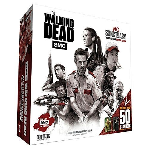 Walking Dead: No Sanctuary Survival Edition