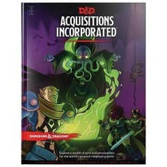 Acquisitions Incorporated RPG