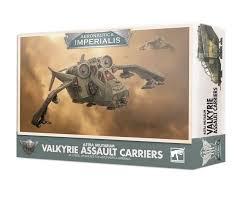Astra Militarum Valkyrie Assault Carriers