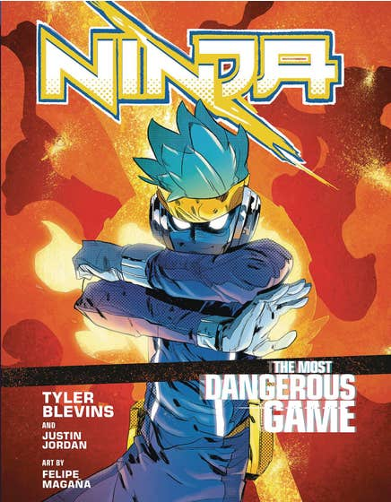 Ninja: The Most Dangerous Game: [A Graphic Novel]