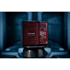 Dark Side Red Deluxe Playing Cards