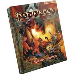 Pathfinder Core Rulebook HC