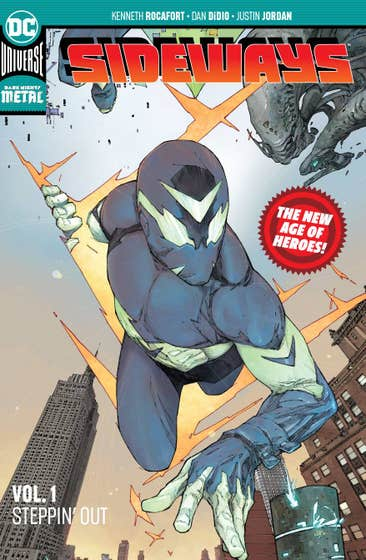 Sideways Volume 1: Steppin' Out: New Age of Heroes