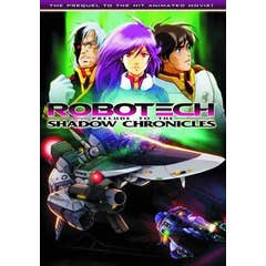 Robotech Prelude To The Shadow Chronicles TP