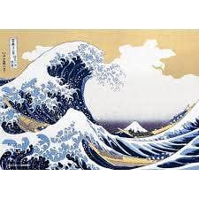 Great Wave of Kanagawa Puzzle (108)