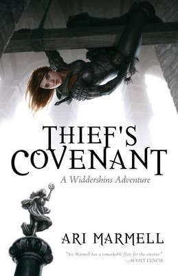Thief's Covenant: A Widdershin's Adventure