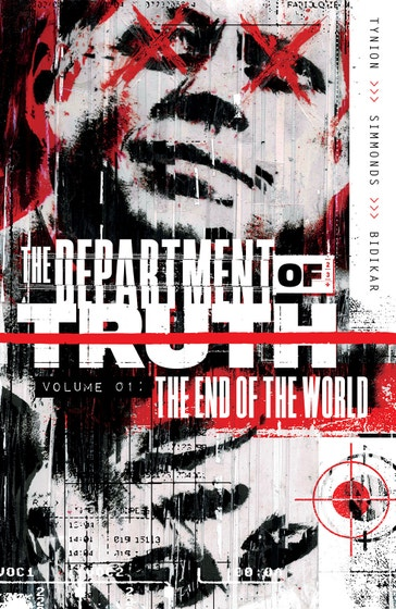 Department of Truth Vol. 01