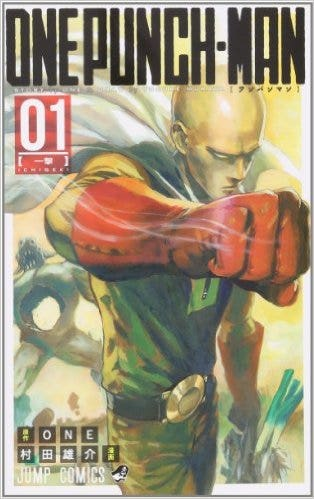 One Punch Man (Volume 1 of 21)