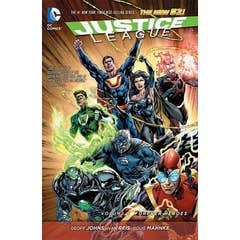 Justice League Vol. 5 (The New 52)