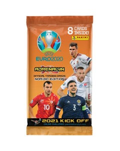 EURO 2021 Kick off Booster Pack