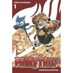 Fairy Tail Master's Edition 1