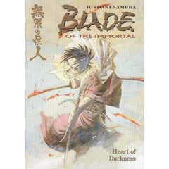 Blade of the Immortal: v. 7: Heart of Darkness