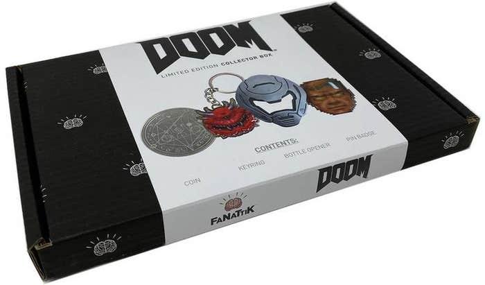 DOOM Collector Box