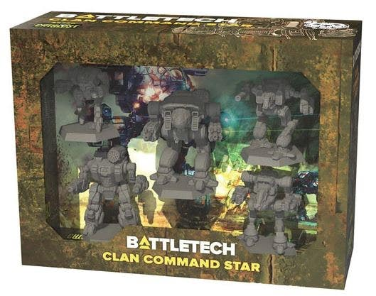 Clan Command Star