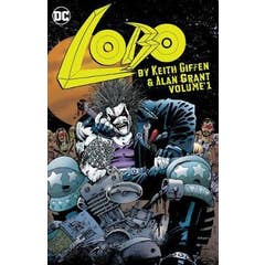 Lobo by Keith Giffen and Alan Grant Volume 1