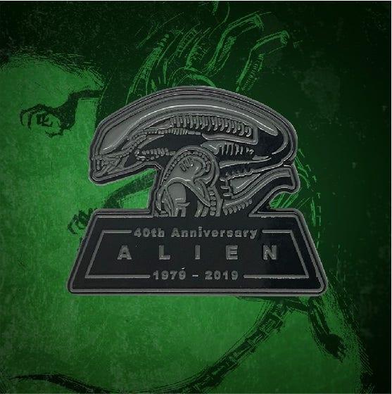 Alien 40th Anniversary Pin Badge