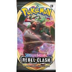 Sword & Shield Rebel Clash Booster Pack