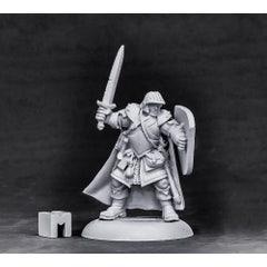 Baran Blacktree, Warrior