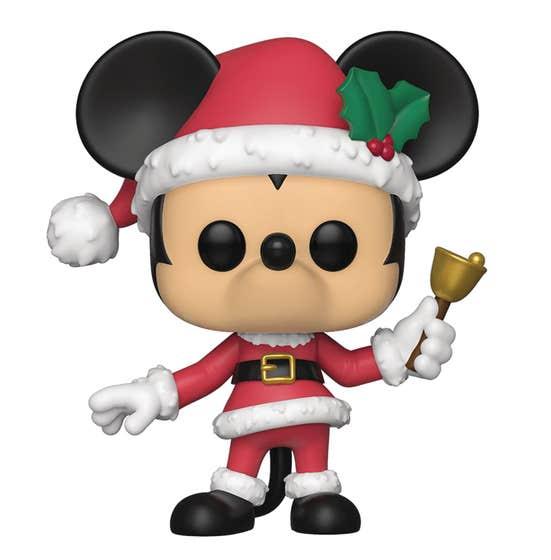 Pop Disney Holiday Mickey Vin Fig