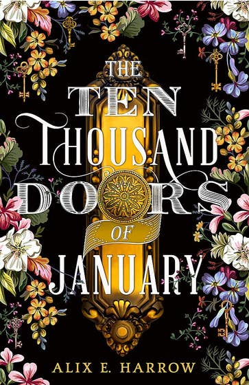 The Ten Thousand Doors of January: A spellbinding tale of love and longing, the perfect escape this winter