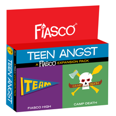 Teen Angst Expansion Pack