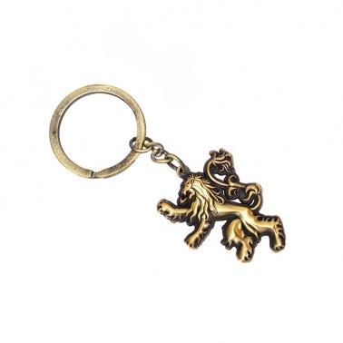 Lannister Sculpted Header Keyring