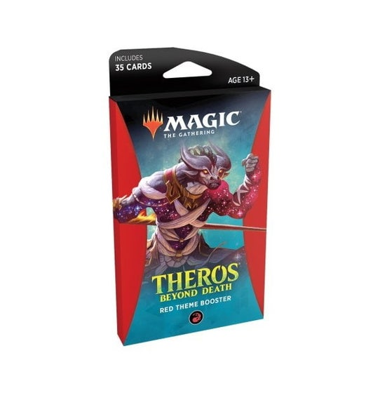 Theros Beyond Death Red Theme Booster Pack
