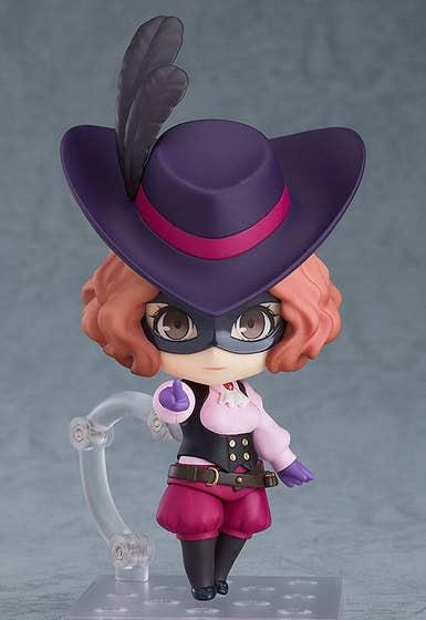 Persona 5 Haru Okumura Nendoroid Af Phantom Thief Ver