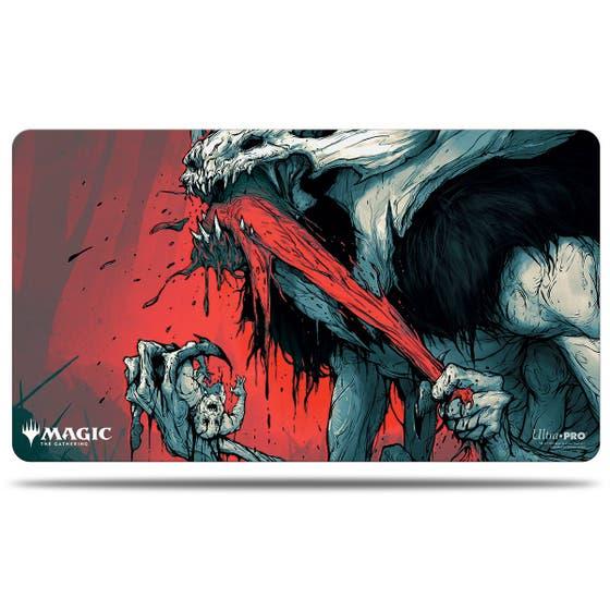 Vorinclex, Monstrous Raider Kaldheim Play Mat