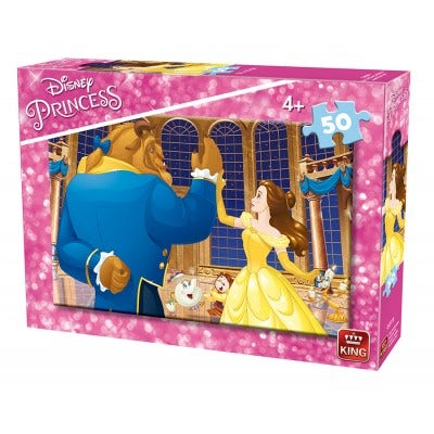 Beauty and the Beast Dancing Puzzle (50)