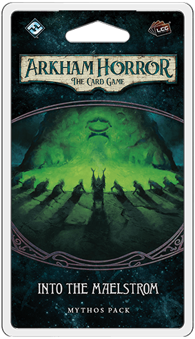 Arkham Horror: The Card Game – Into the Maelstrom