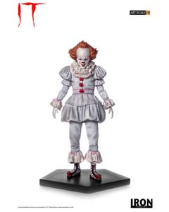 Pennywise Art Scale Statue 22 cm