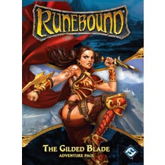 Runebound (Third Edition): The Gilded Blade – Adventure Pack
