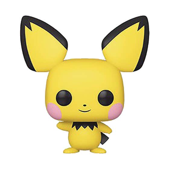 Pop Games Pokemon S2 Pichu Vin Fig