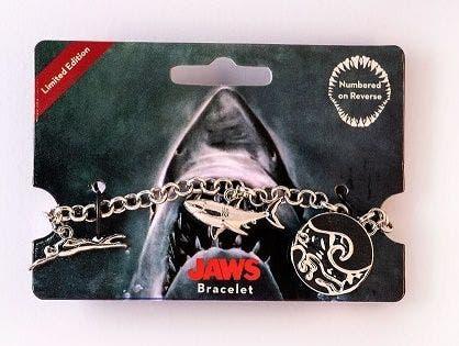 Jaws Limited Edition Charm Bracelet