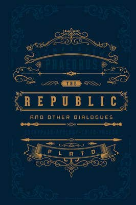 Republic and Other Dialogues (Barnes & Noble Collectible Classics: Omnibus Edition)