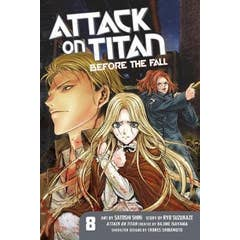 Attack On Titan: Before The Fall 8