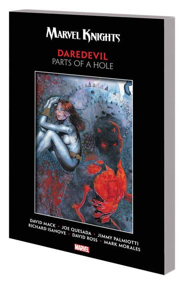 Marvel Knights Daredevil By Mack & Quesada: Parts Of A Hole