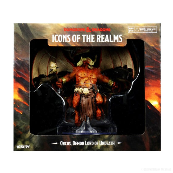 Demon Lord Orcus, Demon Lord of Undeath Premium Figure