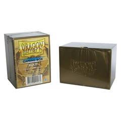 Gold Dragon Shield Gaming Box