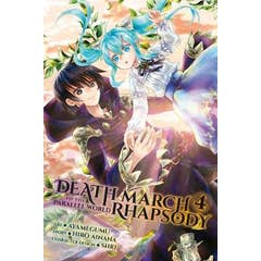 Death March to the Parallel World Rhapsody, Vol. 4 (light novel),