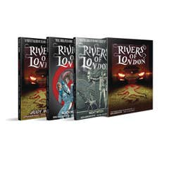 Rivers of London: Volumes 1-3 Boxed Set Edition
